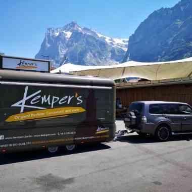 Logo Kemper´s on Tour am Eiger und Jungfrau