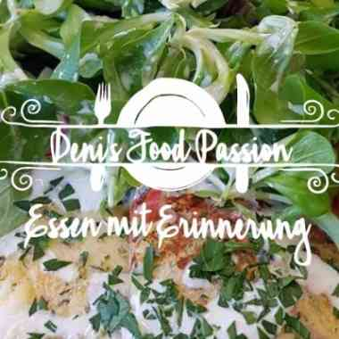 Logo Foodtruck Deni's Food Passion