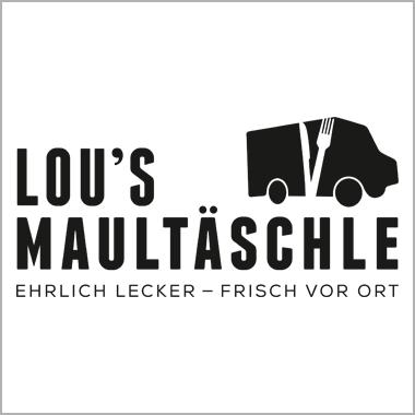 Logo Lou's Maultäschle