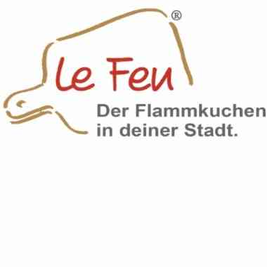 Logo Foodtruck Le Feu - Der Flammkuchen in deiner Stadt