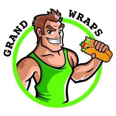 Logo Foodtruck Grand Wraps