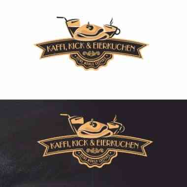 Logo Foodtruck Crêperie KAFFI, KICK & EIERKUCHEN