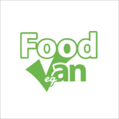 Logo Foodtruck Food Vegan