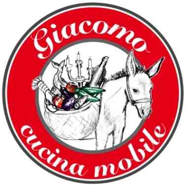 Logo Foodtruck Giacomo Cucina mobile