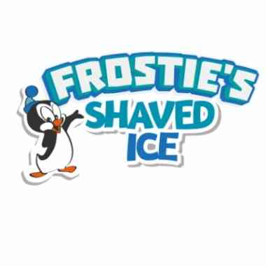 Logo Frosties Shave Ice Truck