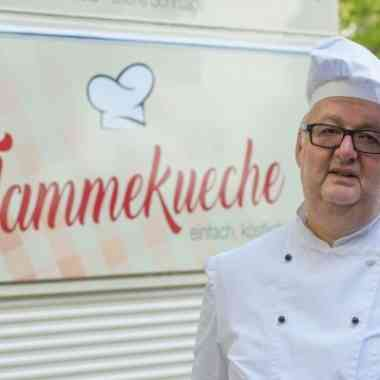 Logo Foodtruck Flammekueche