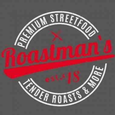 Logo Roastman`s