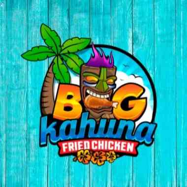 Logo Foodtruck Big Kahuna Fried Chicken