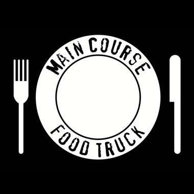 Logo Main Course Foodtruck