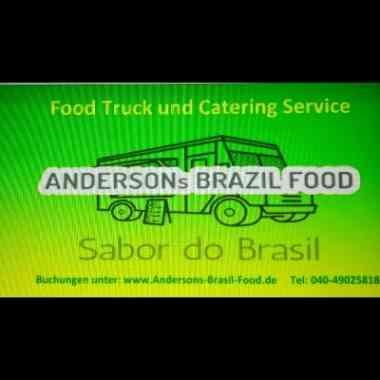 Logo Foodtruck Anderson Figueiredo dos Santos