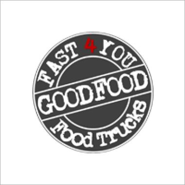 Logo Foodtruck GOODFOOD FOOD TRUCKS