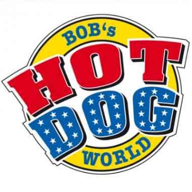 Logo Logo Bobs Hot Dog World