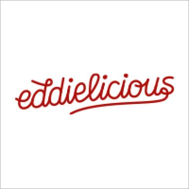 Logo Foodtruck eddielicious mexican streetfood