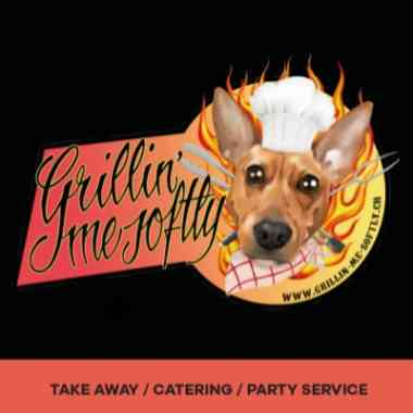Logo Foodtruck Grillin´ me softly