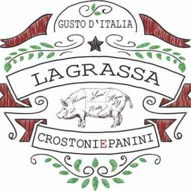 Logo Foodtruck La Grassa