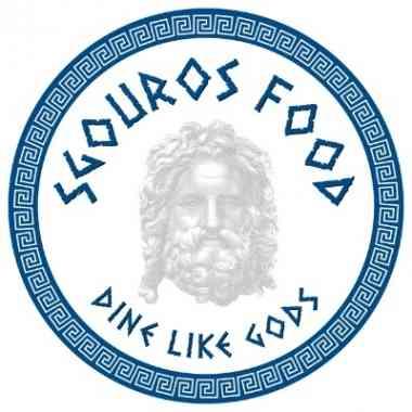 Logo Foodtruck PITA GYROS by Sgouros Food