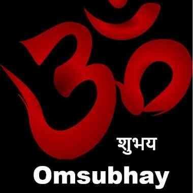 Logo Foodtruck OM SUBHAY indischer Imbiss