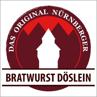 Logo Foodtruck Original Nürnberger Bratwurst Döslein