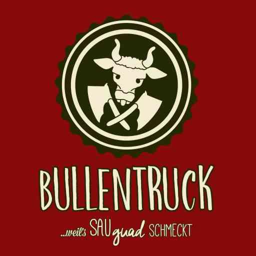 Logo Foodtruck Bullen-Truck