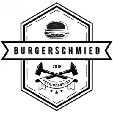 Logo Foodtruck Burgerschmied