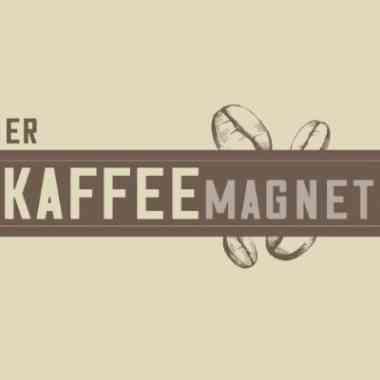 Logo Foodtruck Der Kaffeemagnet