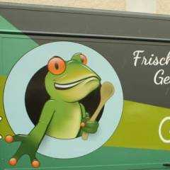 Impressionen Green Frog Foodtruck