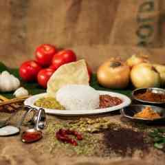 Kottu Roti by Mayila - Kottu Roti, Rice&Curry, Samosa, Lassie