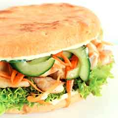 Sandwiches and more...