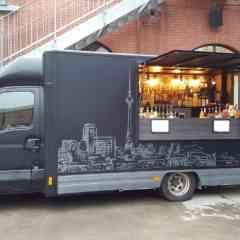 Drive Bar - Truck komplett 1