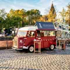 HEIMATHAFEN Coffee Truck - Impression 1 HEIMATHAFEN Coffee Truck