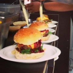 Burger, BBQ