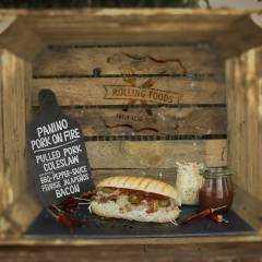 Rolling Foods - Panini, Smoothies & Kaffee