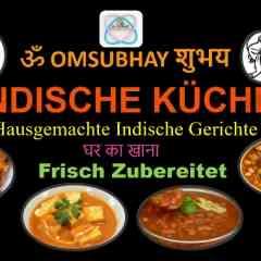 Logo - OM SUBHAY indischer Imbiss - Namaste Deutschland. Unser Ziel ist es, durch unglaublichen Geschmack eine bleibende Erinnerung zu schaffen. Indische Gerichte original und hausgemacht.