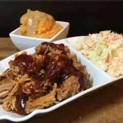 Original Südstaaten BBQ! Pulled Pork...