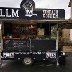 William Einfach Kochen - Streetfood Trailer
