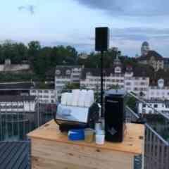 Vertical Coffee Roasters Coffee Truck - Impression 2 Vertical Coffee Roasters Coffee Truck