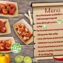 Logo - CurryPommes - Selbstgemachte Soßen & Dips, Currywurst  Schwein, Rind oder Vegan mit frischen dicken Pommes aus ganzen Deutschen Kartoffeln o.Süßkartoffelpommes. Eigener Curry