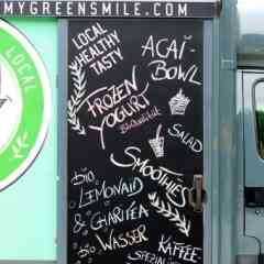 My Green Smile - Smoothies, FrozenYogurt & more