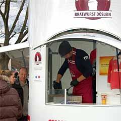 Impressionen Original Nürnberger Bratwurst Döslein