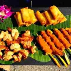 Impressionen Aroimak, Thaistreetfood