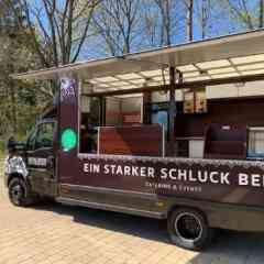 Berliner Kaffeerösterei unterwegs - Impression 1 Berliner Kaffeerösterei unterwegs