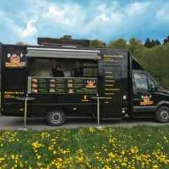 Impression Foodtruck Mampf-Burger