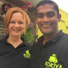 Impressionen Kokiya - Sri Lankan Foodtruck