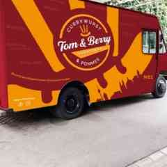 Impression Foodtruck Tom & Berry Foodtrucks ( ehemals Wurstdurst Foodtruck)