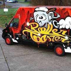 Roller Toaster Foodtruck - Impression 1