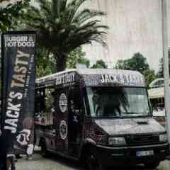 Jack´s Tasty Foodtrucks - Foodtruck JACKS TASTY / Stepvan