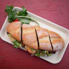 Vietnamese Streetfood: Baguette-Sandwiches & more