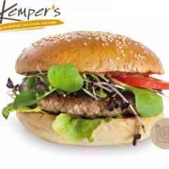 Kemper´s Original Berliner Currywurst und mehr - Kemper´s BIO-Burger