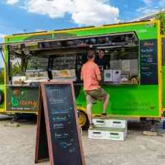 Impressionen Greeny Foodtruck