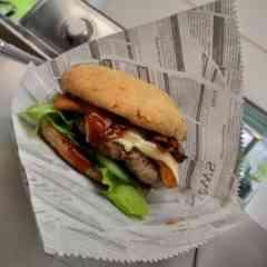 Zur Plaste - Burger